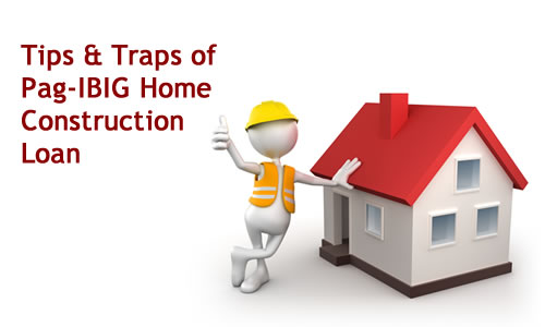 Home Construction Loan From Pag-IBIG Fund